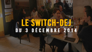 L'entrepreneur Charentais privatise le restaurant Le St-André pour son « Switch'dej »  !