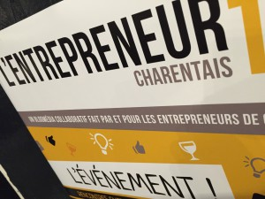 L'entrepreneur charentais privatise le restaurant « La cour de Ruelle » pour son Switch'diner !
