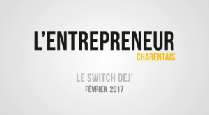 "L'entrepreneur charentais privatise le restaurant ""Le Little Comptoir"" pour son Switch Déj'"