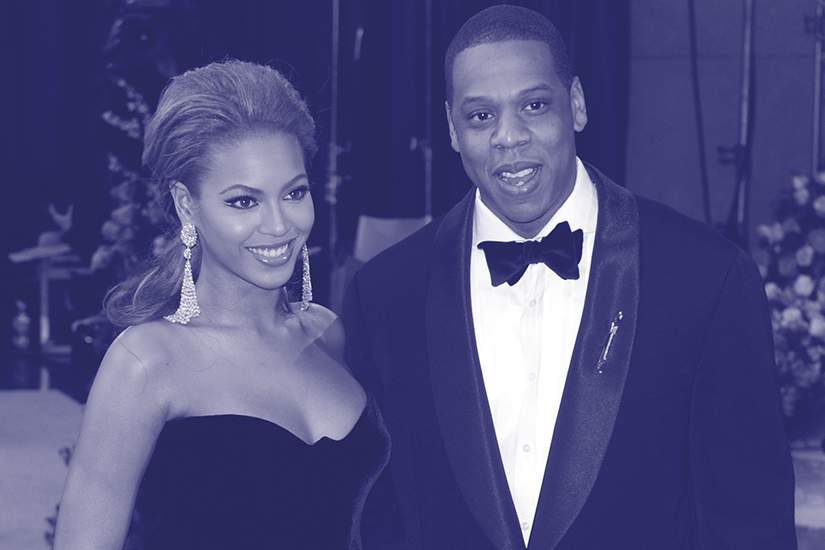 Big machine : Beyoncé / Jay-Z